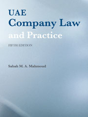Buy UAE Company Law & Practice Fourth Edition